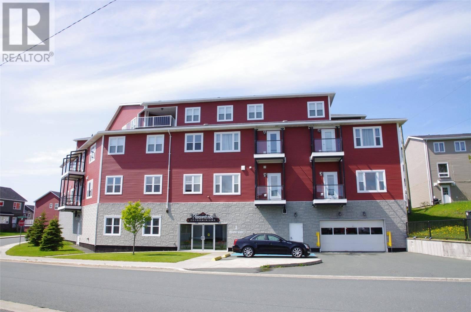 House for sale at 1 Roosevelt Ave Unit 208 St. John's Newfoundland - MLS: 1198376