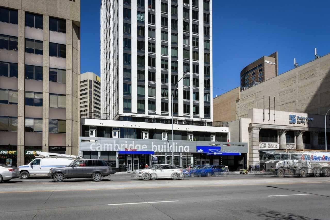 Condo for sale at 10024 Jasper Ave Nw Unit 208 Edmonton Alberta - MLS: E4180603