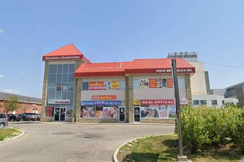 Commercial property for lease at 10095 Bramalea Rd Apartment 208 Brampton Ontario - MLS: W4749251