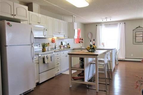 Condo for sale at 101 3 St Northwest Unit 208 Sundre Alberta - MLS: C4236718