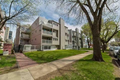 Condo for sale at 10139 117 St Nw Unit 208 Edmonton Alberta - MLS: E4157715