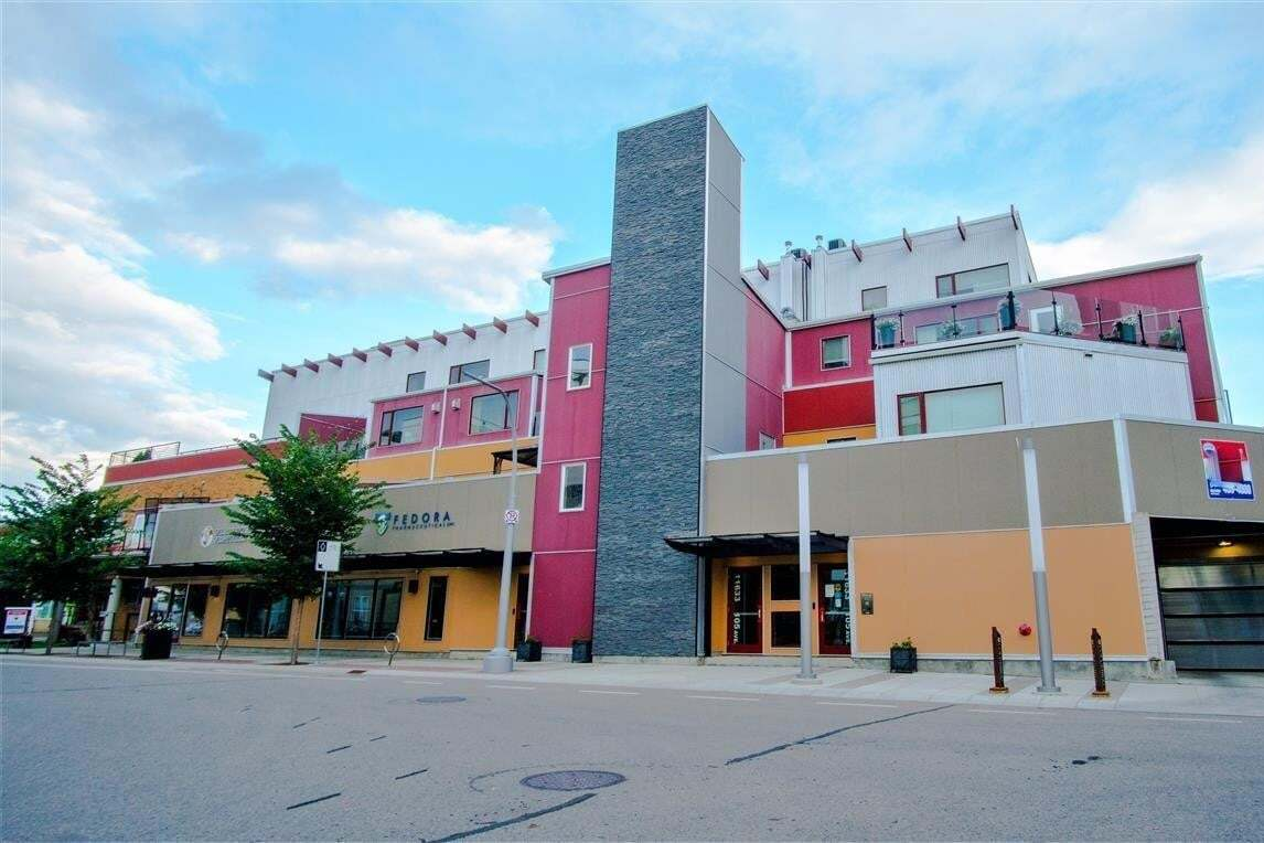 Condo for sale at 11633 105 Av NW Unit 208 Edmonton Alberta - MLS: E4202523