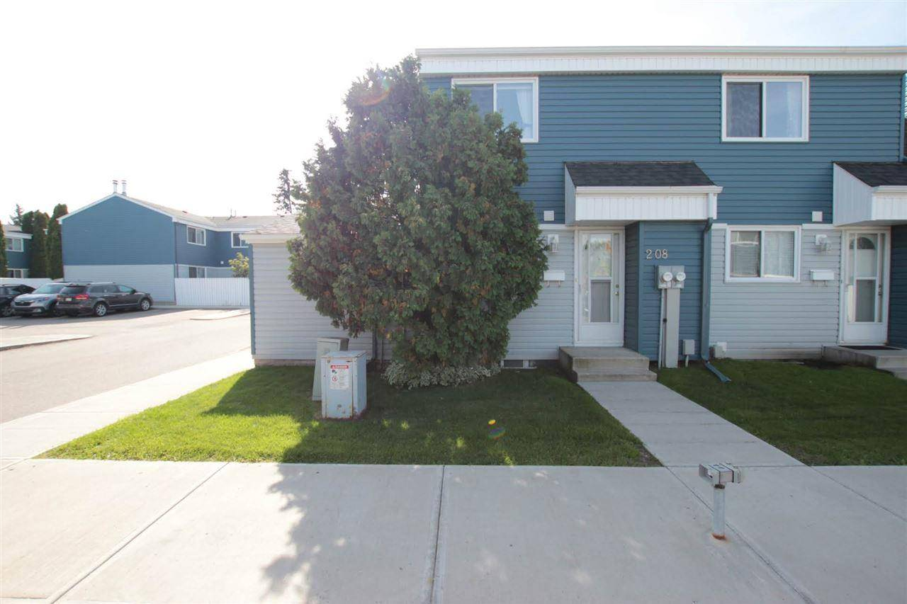 Townhouse for sale at 14707 53 Ave Nw Unit 208 Edmonton Alberta - MLS: E4174090