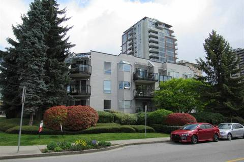 Condo for sale at 1550 Chesterfield Ave Unit 208 North Vancouver British Columbia - MLS: R2371074
