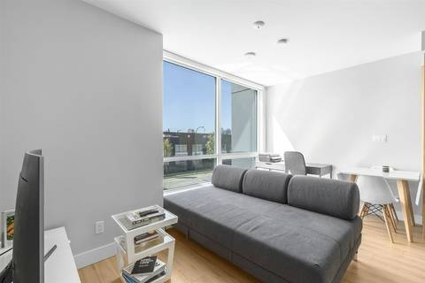 Condo for sale at 159 2nd Ave W Unit 208 Vancouver British Columbia - MLS: R2365604