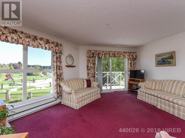 For Sale: 208 - 1683 Balmoral Avenue, Comox, BC | 2 Bed, 2 Bath Condo for $240,000. See 27 photos!