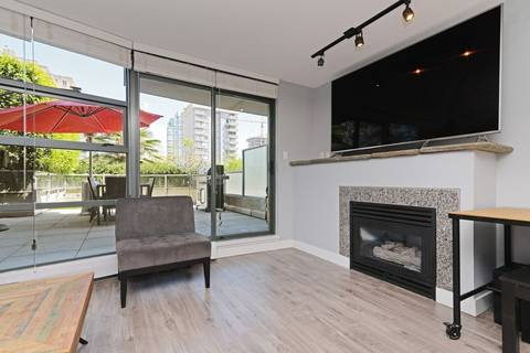 Condo for sale at 1688 Robson St Unit 208 Vancouver British Columbia - MLS: R2370537