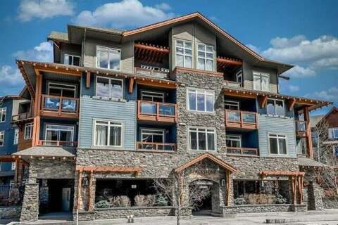 Condo for sale at 170 Kananaskis Wy Unit 208 Canmore Alberta - MLS: C4301042