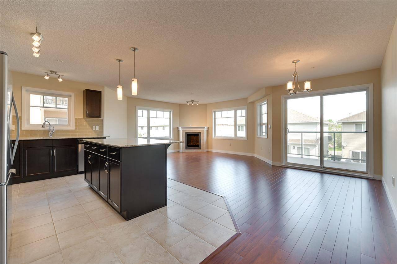 Condo for sale at 2045 Grantham Ct Nw Unit 208 Edmonton Alberta - MLS: E4158927