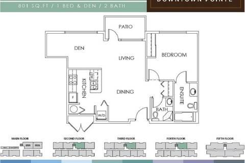 Condo for sale at 2229 Atkins Ave Unit 208 Port Coquitlam British Columbia - MLS: R2428101