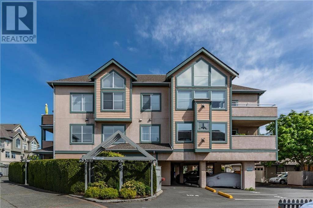 Condo for sale at 2278 James White Blvd Unit 208 Sidney British Columbia - MLS: 410884