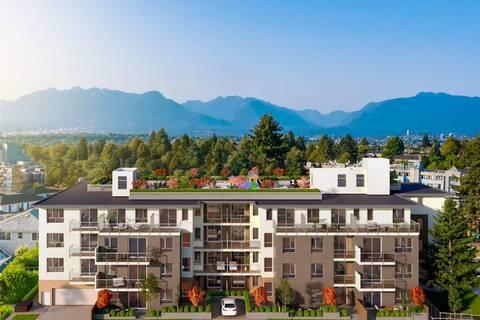 Condo for sale at 2436 33rd Ave E Unit 208 Vancouver British Columbia - MLS: R2441704