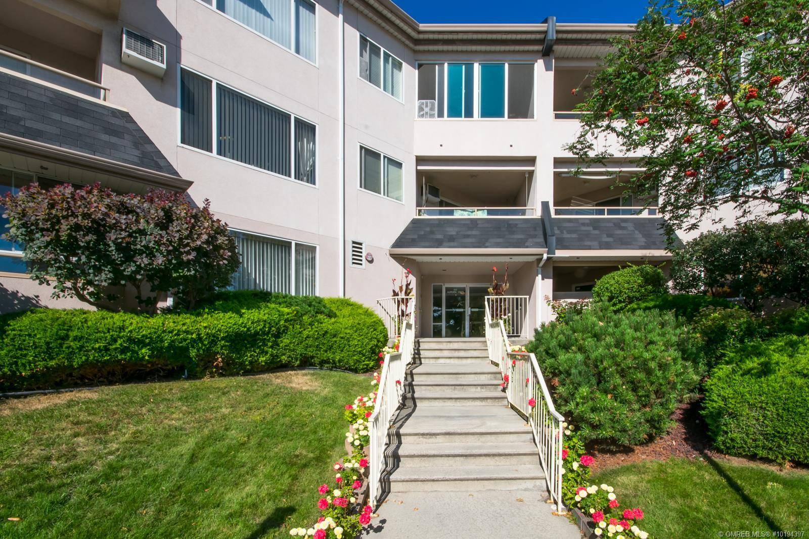 Condo for sale at 255 Aurora Cres Unit 208 Kelowna British Columbia - MLS: 10194397
