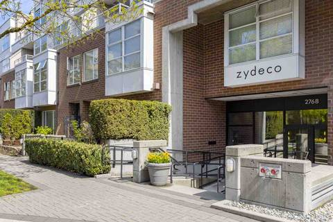 Condo for sale at 2768 Cranberry Dr Unit 208 Vancouver British Columbia - MLS: R2361512