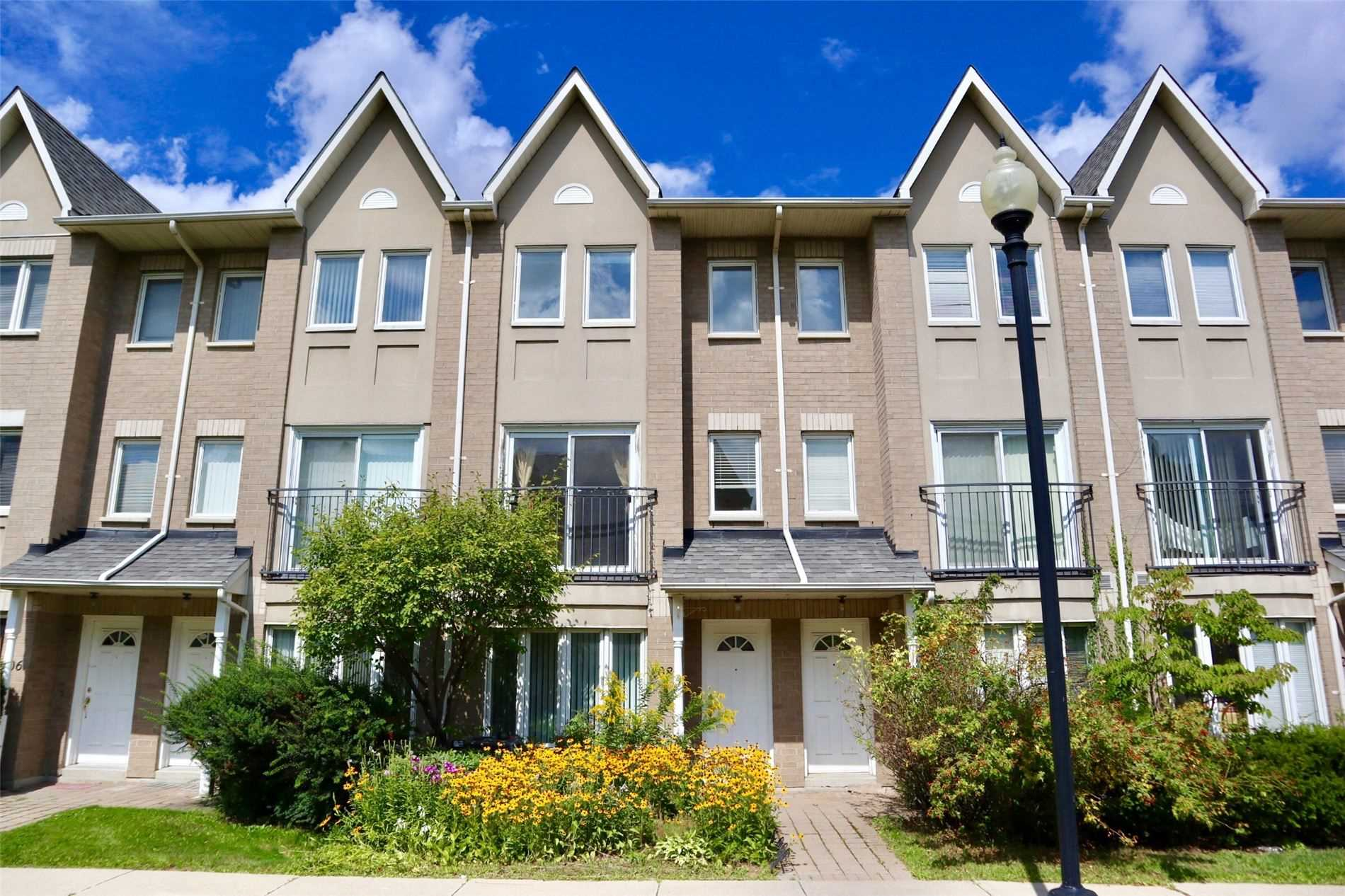 For Sale: 208 - 29 Rosebank Drive, Toronto, ON | 4 Bed, 4 Bath Townhouse for $599000.00. See 20 photos!