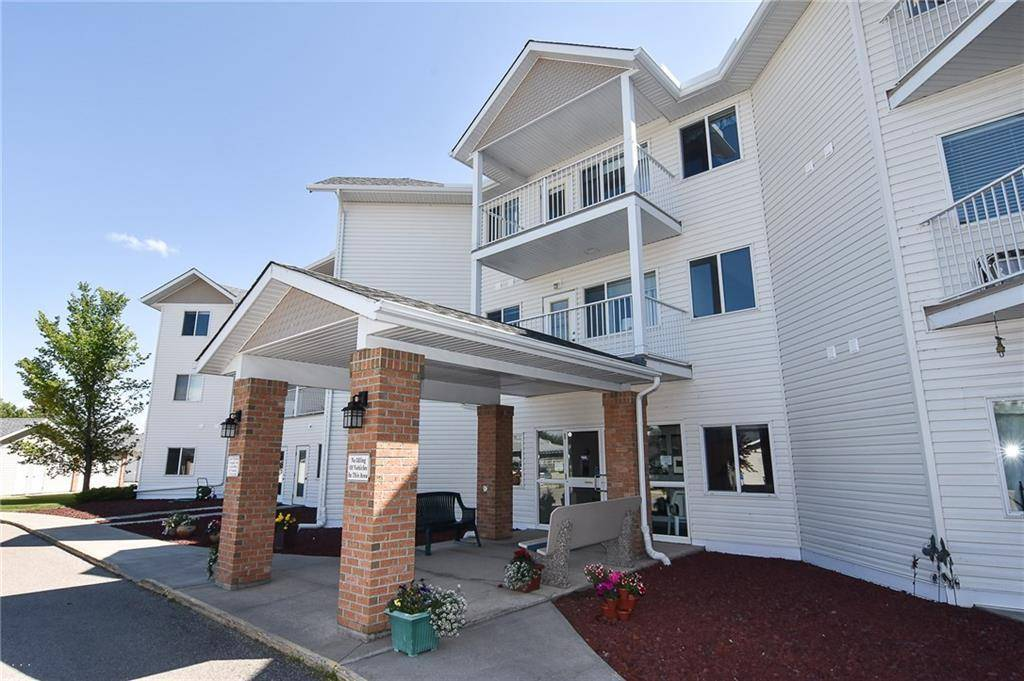 Condo for sale at 3 Parklane Wy Unit 208 Downtown_strathmore, Strathmore Alberta - MLS: C4225582
