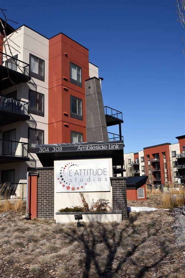 Condo for sale at 304 Ambleside Li Sw Unit 208 Edmonton Alberta - MLS: E4149909