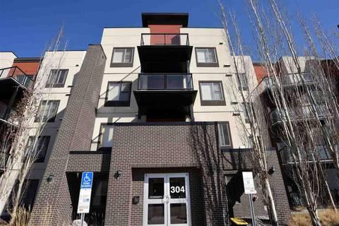Condo for sale at 304 Ambleside Li Sw Unit 208 Edmonton Alberta - MLS: E4186788