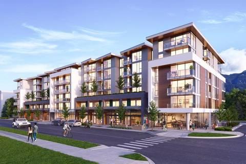 Condo for sale at 37881 Cleveland Ave Unit 208 Squamish British Columbia - MLS: R2365100