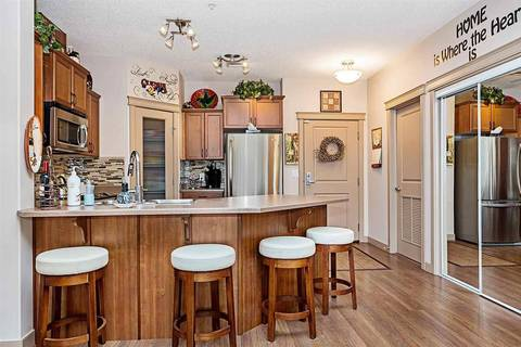 Condo for sale at 4075 Clover Bar Rd Unit 208 Sherwood Park Alberta - MLS: E4160099