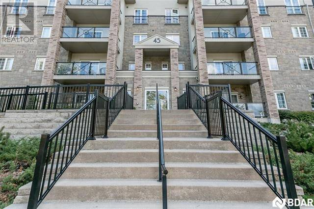 Condo for sale at 45 Ferndale Dr South Unit 208 Barrie Ontario - MLS: 30754384