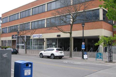 Commercial property for lease at 460 Brant St Apartment 208 Burlington Ontario - MLS: W4679178
