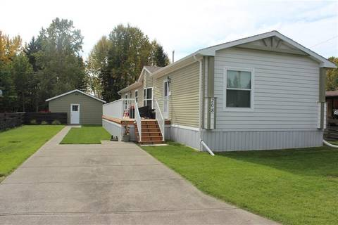 House for sale at 208 5 St Northwest Sundre Alberta - MLS: C4232314