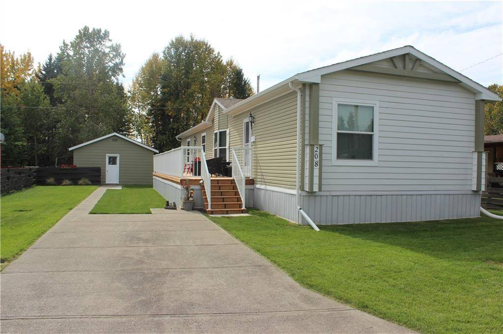 House for sale at 208 5 St Nw Sundre Alberta - MLS: C4232314