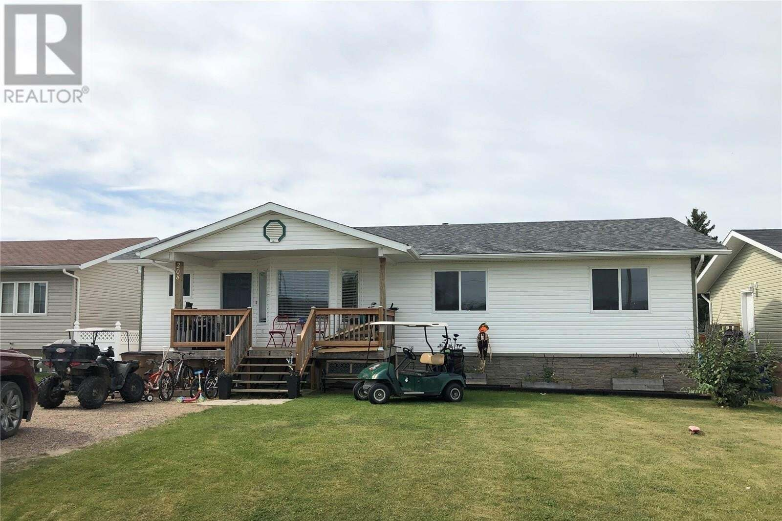 House for sale at 208 5th Ave N Big River Saskatchewan - MLS: SK824332
