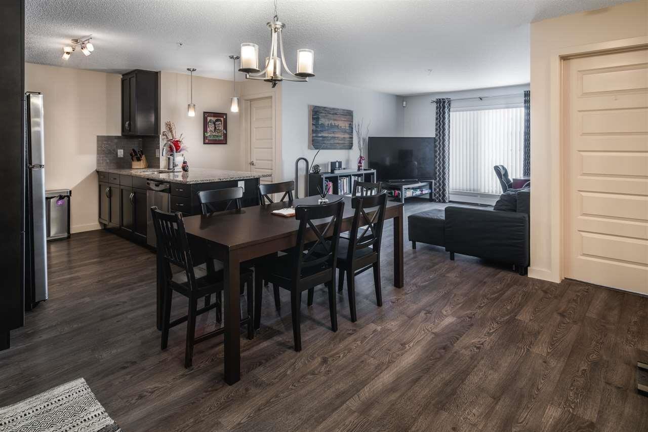 Condo for sale at 6070 Schonsee Wy NW Unit 208 Edmonton Alberta - MLS: E4221663