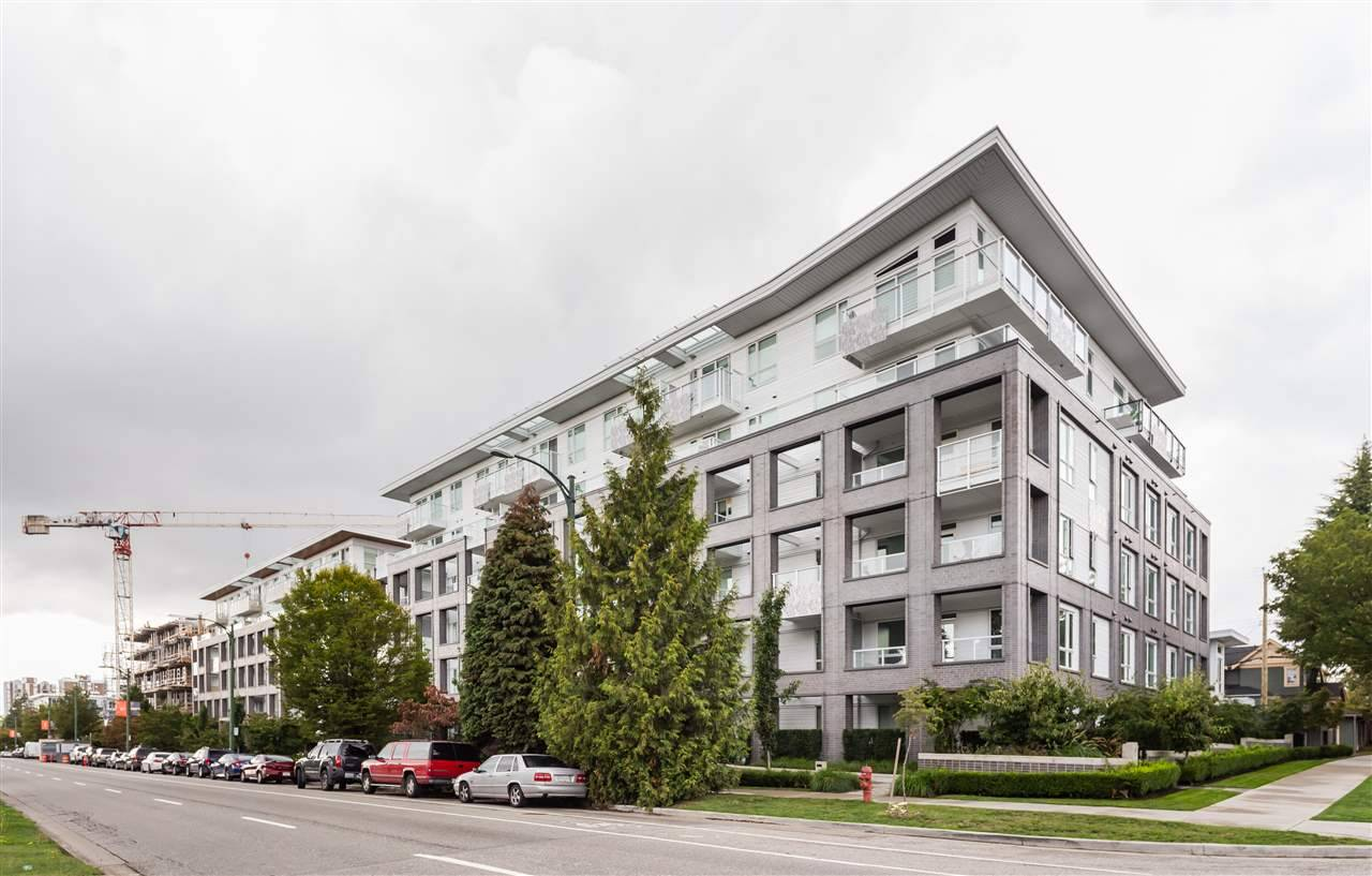 Buliding: 6633 Cambie Street, Vancouver, BC