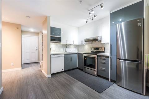 Condo for sale at 7800 St. Albans Rd Unit 208 Richmond British Columbia - MLS: R2385213