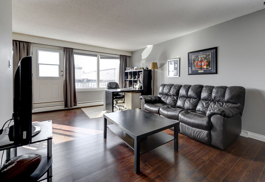 For Sale: 208 - 7805 159 Street, Edmonton, AB | 2 Bed, 1 Bath Condo for $169,900. See 20 photos!