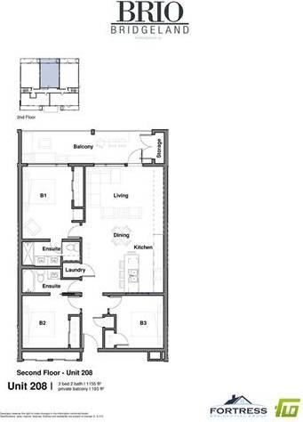 Condo for sale at 811 Mcdougall Rd Northeast Unit 208 Calgary Alberta - MLS: C4278386