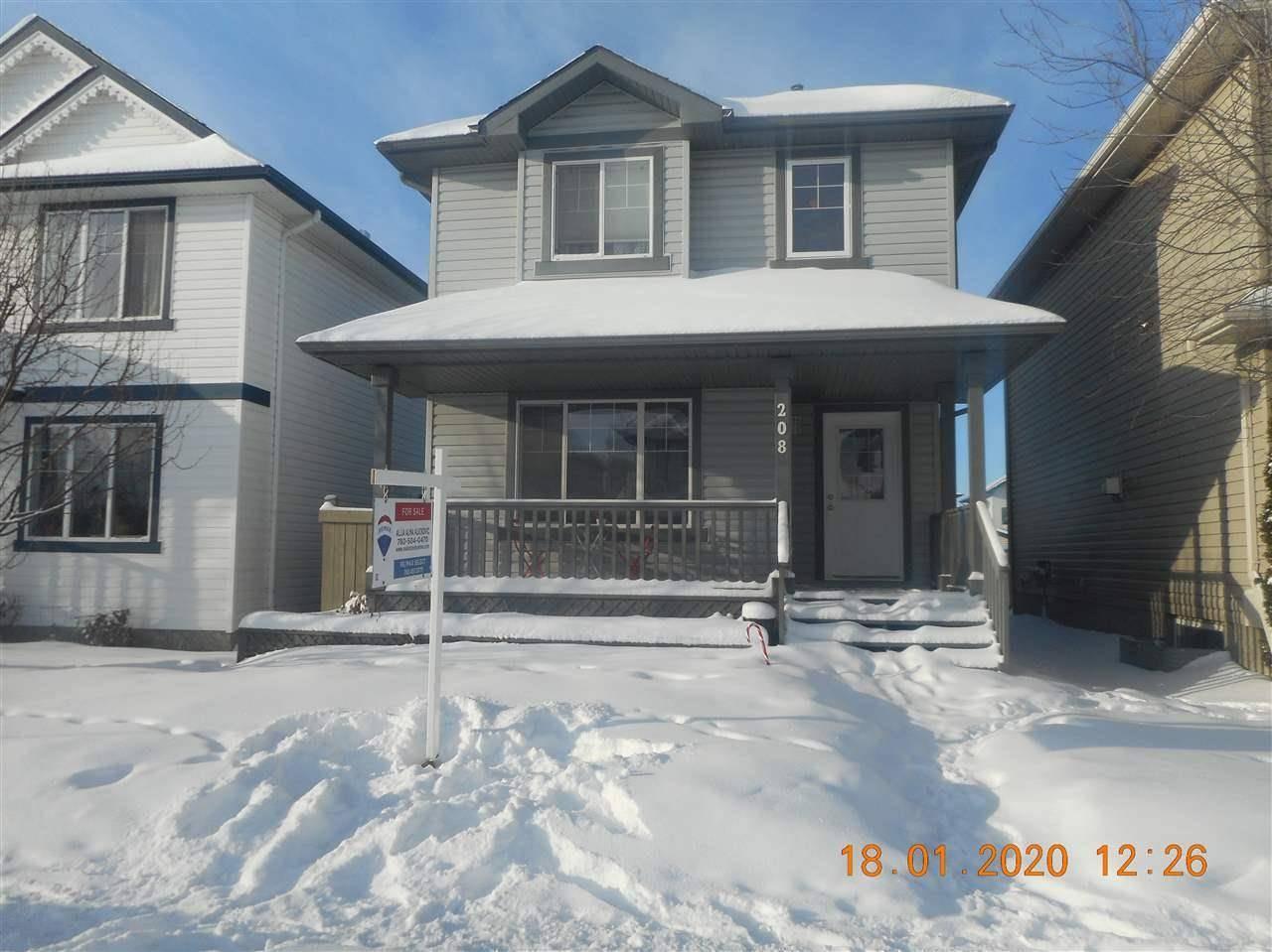 House for sale at 208 84 St Sw Edmonton Alberta - MLS: E4184156