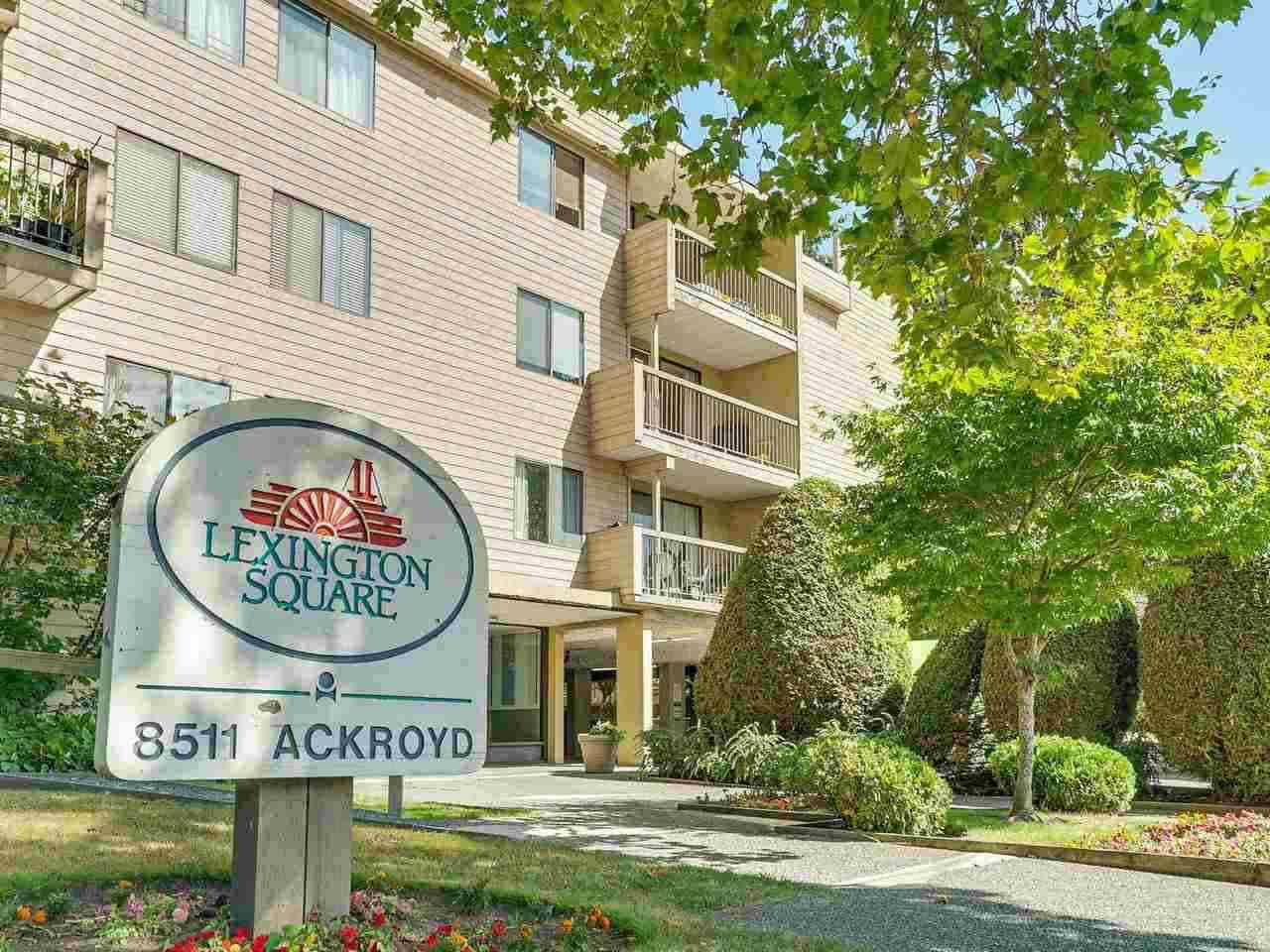Sold: 208 - 8511 Ackroyd Road, Richmond, BC