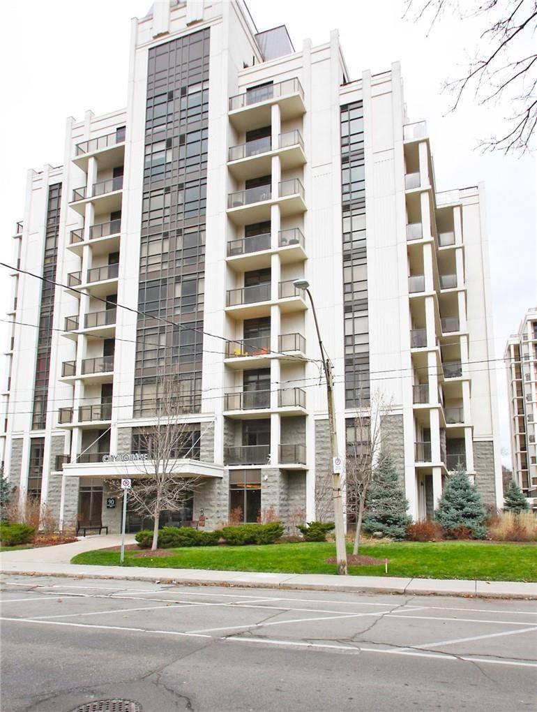 208 - 90 Charlton Avenue W, Hamilton | Image 1