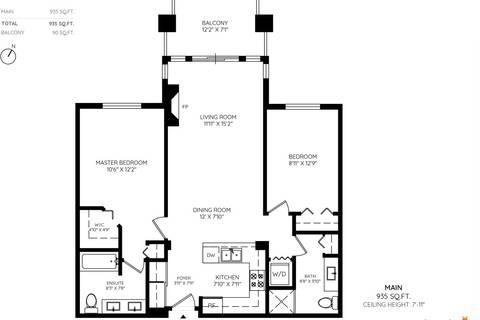 Condo for sale at 9329 University Cres Unit 208 Burnaby British Columbia - MLS: R2346210