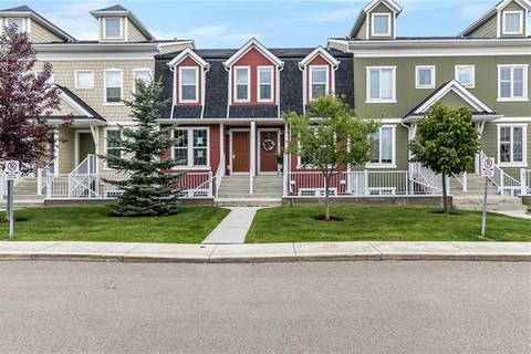 Townhouse for sale at 208 Auburn Bay Circ Southeast Calgary Alberta - MLS: C4264304