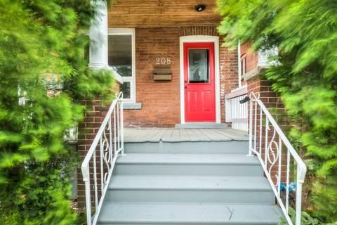 House for sale at 208 Balmoral Ave Hamilton Ontario - MLS: X4499572
