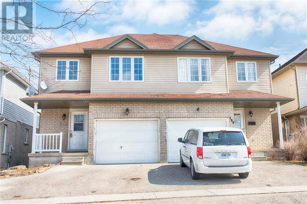 House for sale at 208 Buttercup Ct Waterloo Ontario - MLS: 30800279