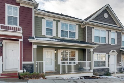 Townhouse for sale at 208 Cascades Pass Chestermere Alberta - MLS: A1045425