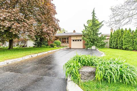 House for sale at 208 Elizabeth St Brampton Ontario - MLS: W4468008