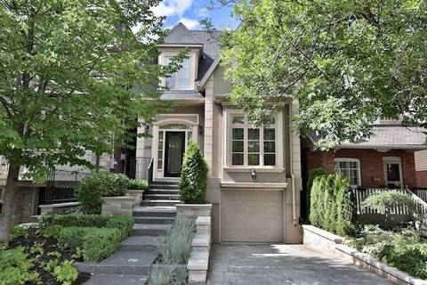 House for rent at 208 Erskine Ave Toronto Ontario - MLS: C4377088