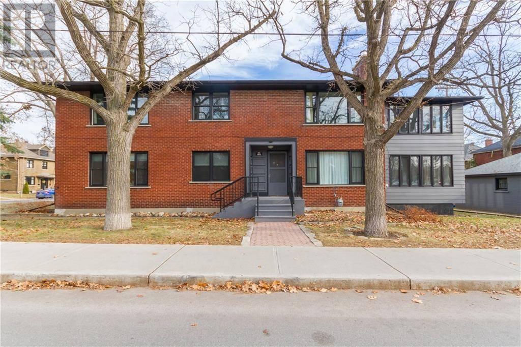 Apartment for rent at 208 Glebe Ave Ottawa Ontario - MLS: 1177434