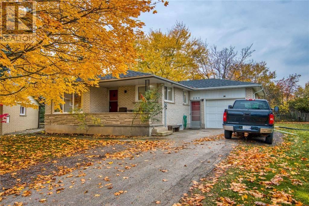 House for sale at 208 Glengrove Pl Waterloo Ontario - MLS: 30775059