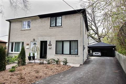 Townhouse for sale at 208 Gooch Ave Toronto Ontario - MLS: W4451654