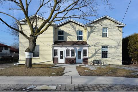 Townhouse for sale at 208 Henry St Whitby Ontario - MLS: E4723283