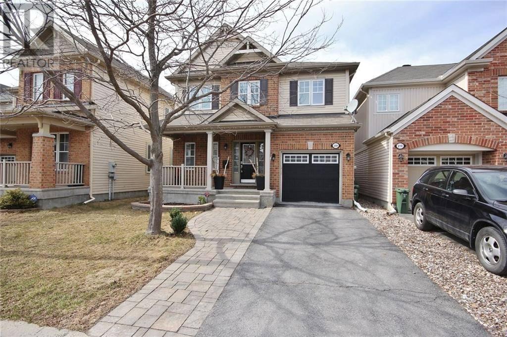 House for sale at 208 Kohilo Cres Ottawa Ontario - MLS: 1188477