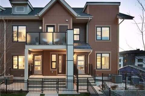 Townhouse for sale at 208 Livingston Common Northeast Calgary Alberta - MLS: C4305865
